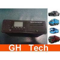 Best Quad Band GPS Digital Tachograph Intergrated Camera With Built in Printer wholesale