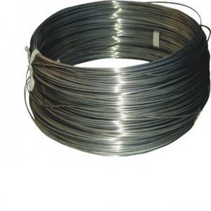 China Low Density Prebuilt Titanium Coils / Titanium Alloy Wire Polished Surface on sale