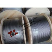 Best 316 A4 1.4401 7x19 14mm Stainless Steel Wire Rope with Net  Weight 784kg per 1000m wholesale