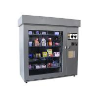 Cheap Self Service DVD Vending Kiosk , Coin Operated Multifunction Beer Vending Machines for sale