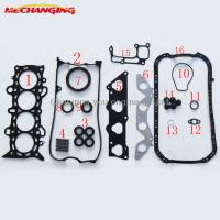 Best D17A8 METAL full set for HONDA CIVIC VII Coupe 1.7 engine gasket 06110-PLC-010 50204500 wholesale