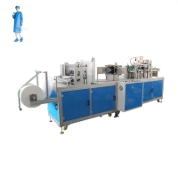 Best Factory Price Non Woven Fabric Hospital Surgical Gown Making Production Line wholesale