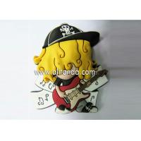 Best Japanese cartoon figures shape pvc fridge magnets for Animation company promotional gifts wholesale