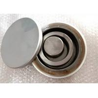 China Round Tungsten Carbide Bowls For Use In Grindding Mineral Sampling Machine on sale