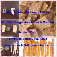 Best Best Quality Automatic Contex Vegetarian Soya Meat Processing line wholesale