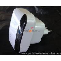 Cheap 2.4GHz 300Mbps Wireless n Wifi Repeater Multi - Function Wi-fi Router Sunflower SF-WR302 for sale
