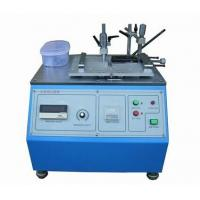 China Mobile Phone Abrasion Testing Equipment Resistance to Alcohol Soluble Test of Spraying Products on sale