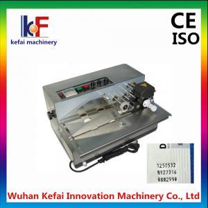 China KEFAI MY-380FW expiry date printing machine manufacturers on sale