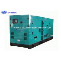 Best Standby Power 132kW Yuchai Diesel Generator Set , Soundproof 1800 rpm diesel generator wholesale