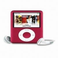 Best MP4 Digital Player With 8GB, 1.8-inch TFT LCD Screen, FM Radio, 3.5mm Stereo Headphone Jack wholesale