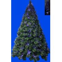 China Pine Needles Christmas Tree With Horn Head and Flower (SZ621) on sale