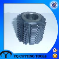 China HSS DIN3972 Gear Hob cutter with TUV CE on sale