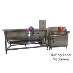 Best 220V Bubble Leafy Vegetable Fruit Washing Machine High Efficiency wholesale