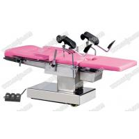 China Electric obstetric table gynecological table for delivery on sale