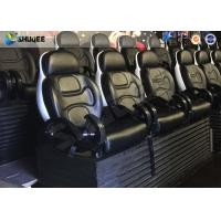 Best Interactive Wonderful Viewing 5D Movie Theater Equipment For Business Center wholesale