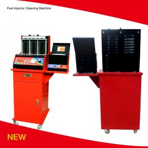 Best Ultrasonic Injector Cleaner 100W Fuel Injector Tester Machine 0.6Mpa wholesale