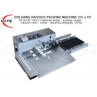 China Compact High Speed Automatic Plastic Paging Machine For Paper / Label / Card on sale