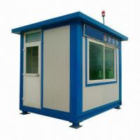 Best Guard Room/Duty Room/Kiosks Booth/Modular Houses/Control Room, OEM Orders are Welcome wholesale