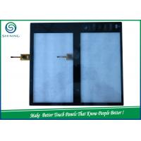 Buy cheap 9'' Touch Panel 2 Pieces Sensor Glass With 1 Piece Cover Glass COF Two In One Type product