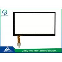 Glass Industrial 7 Inch Capacitive Touch Panel 800 × 480 Resolution