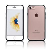 Buy cheap C&T Clear Hard PC Back Panel Cell Phone Case TPU Bumper Design Shock Absorption Cover Case for iPhone 7 product