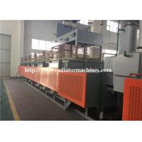 Best Customized Voltage Mesh Belt Furnace Muffle Type 300 KG/H for Leaf Springs wholesale