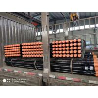 Best 76mm X 3000mm Thickened DTH Drill Rods For Deep Well Drilling / Mining wholesale