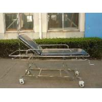 Best Foldable Patient Transport Trolley , Disabled Emergency Trolley wholesale
