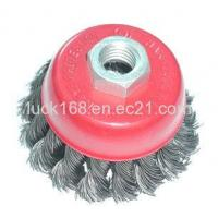 Best Twisted Knot Wire Cup Brushes wholesale