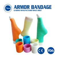 Best Excellent X-ray permissibility Orthopedic fracture bandage colored surgical soft casting tape wholesale