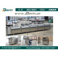 Best Stainless Steel Cereal Bar Making Machine , Snack Cutting Machines For  Sesame Bar wholesale