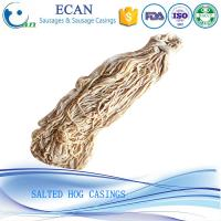 Best China Supplier Edible Natural Salted Sausage Casings/ Natural Casings/Casings with FDA ISO Certificate wholesale