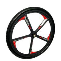 Buy cheap Racing wheelchair wheels from wholesalers