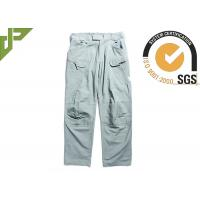 Best Ripstop Waterproof Military Tactical Pants 65% Polyester 35% Cotton for Men wholesale