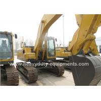 Best SDLG Construction Equipment Hydraulic Crawler Excavator 195KW Rated Power 6 Cylinder Turbocharger wholesale
