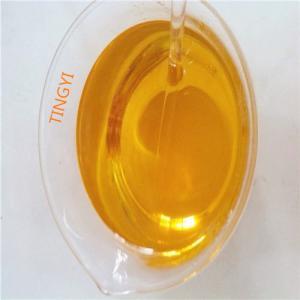 Best Yellow Liquid Testosterone Anabolic Steroid Anadrol 50mg / Ml For Bodybuilder wholesale