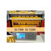 Best 4 Ft Reflective Film Cutting Plotter Machine , Laser Positioning Engraving Plotter Machine wholesale