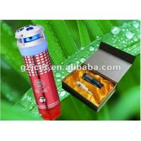 Best 12V DC Blue Portable Cool Mist Mini Car Aroma Diffusers and Home Air Freshers wholesale