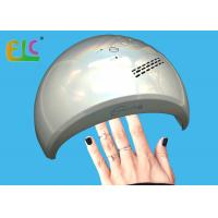 Best Magic Color Nail Manicure Lamp Gel Nail UV Light Gel Polish Heater 33 Beads 48W Rainbow 3 wholesale