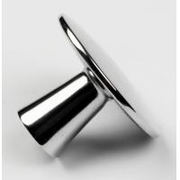 Best CP Finish Cabinet Knobs And Pulls , Kitchen Drawer Pulls Shining Bright Color wholesale