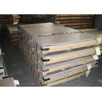 China 310S SS Hot Rolled Steel Sheet ASTM A240 0.5-3mm , Stainless Steel Plate on sale