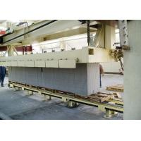 Best Earthquake Resistant Light Weight Brick Making Machines , Automatic Sand Lime Brick Machine wholesale