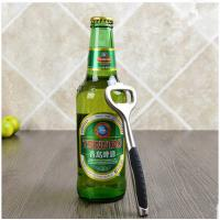 China 304 Stainless Steel Promotional Tool Kits , Heavy Duty Flat Bottle Opener on sale