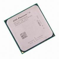 Best AMD CPU Phenom II 3.4GHz Quad-core Processor with AM3 CPU Socket and One Year Warranty wholesale