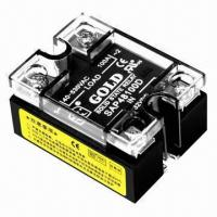Best AC Single Solid State/Power Relay, 24V/60A SSR with Status Indicator LED wholesale