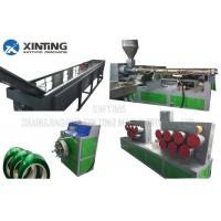 Best 120 M / Min Speed PET Bottle Recycling Machine Pet Strap Production Line wholesale