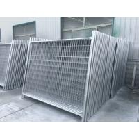 Best 14 Microns Building Site Security Fencing Panels Temporary Fences For Renters wholesale