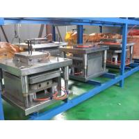 4 Cavity / 6 Cavity Aluminum Foil Container Mould making machine