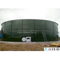 Best Customized 30000 gallon glass fused to steel water tanks fabricated wholesale