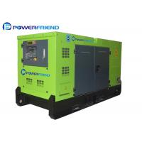 Buy cheap 100kw 125KVA Cummins Diesel Generators Stamford Alternator Soundproof Type from wholesalers